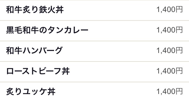 【肉の鉄火丼】渋谷の肉割烹が美味しかった