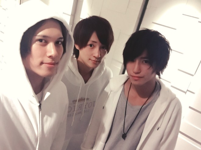 12/3 テレビ朝日系列全国放送『BREAK OUT』