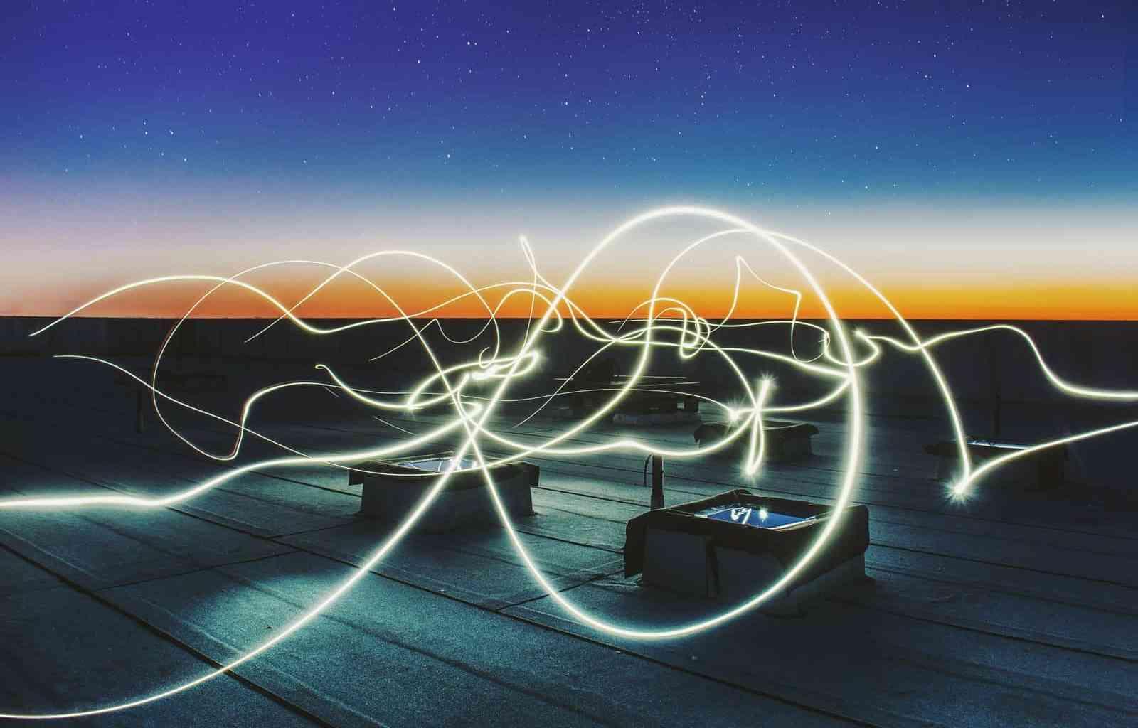 conexiones de luz