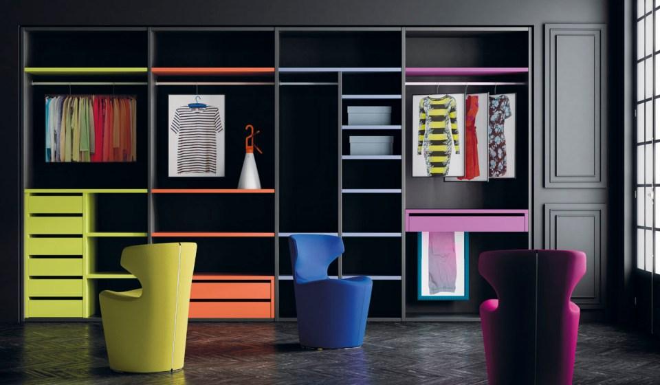 vestidor multicolor jjp