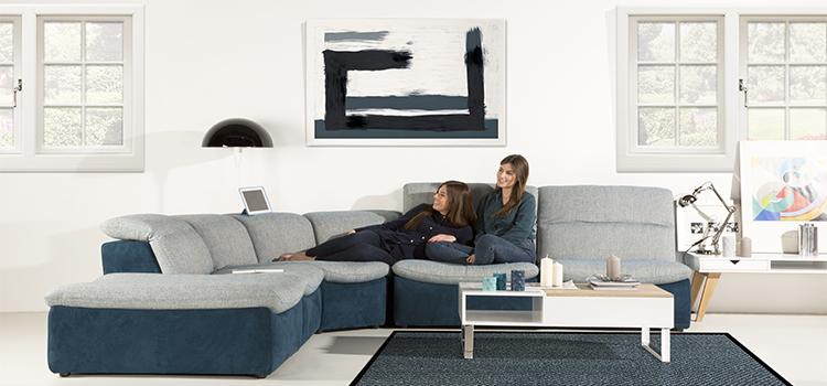 Colección de sofás BALLI de Gamamobel