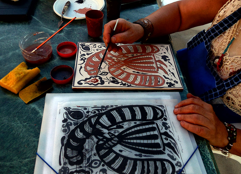 SOCARRATS, recuperando artesanía. ¡Genial!
