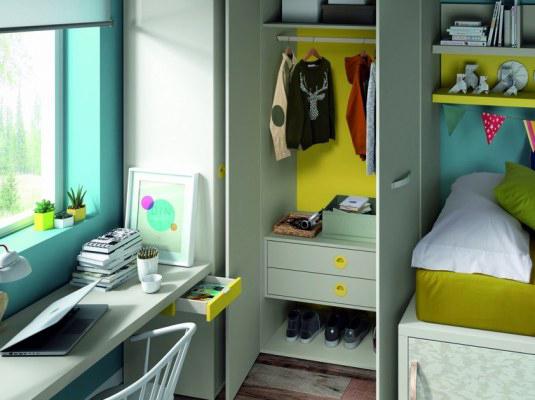 Dormitorio Parabellum 1