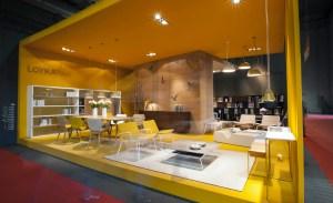Loyratime en Milán 2016 feria del mueble