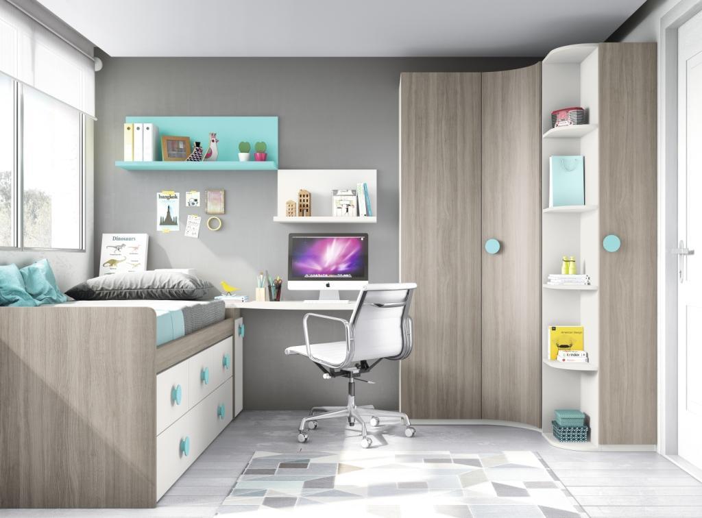 Muebles juveniles e infantiles para todos blog for Muebles infantiles juveniles