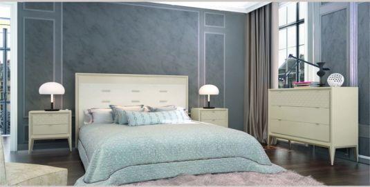 Colección de Dormitorios PRIVILEGE de Muebles Sambucco