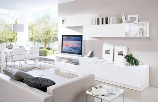 ¿A favor o en contra del sofá blanco?