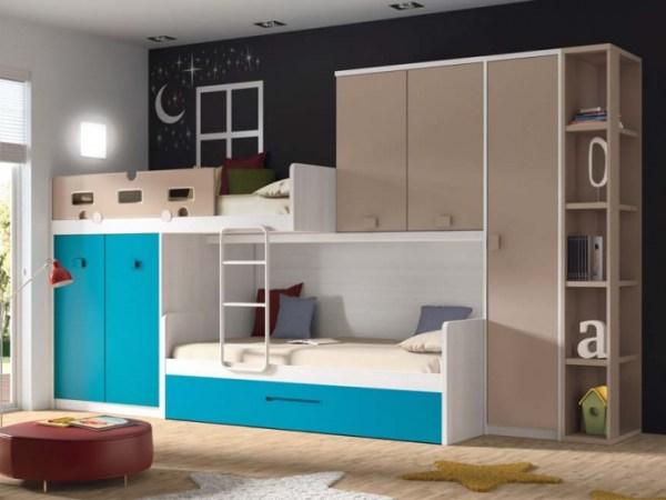 Consejos para elegir literas. Consejos para comprar muebles juveniles IV.