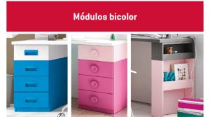 modulos bicolor