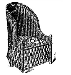 Una silla de mimbrede la antigua Roma (Pile,1990)