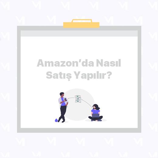 Amazon'da Satış