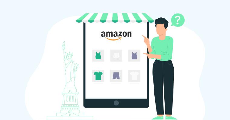 Amazon Amerika'da Satış Yapmak İçin Şirket