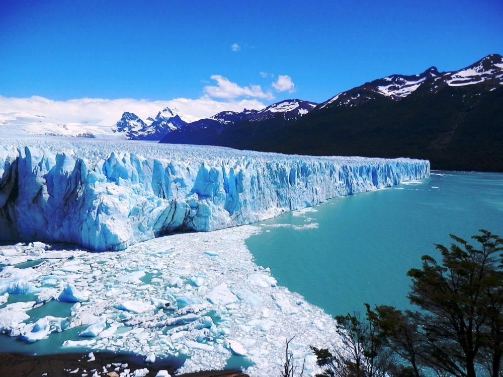 Viajar para América do Sul - Glaciar Perito Moreno