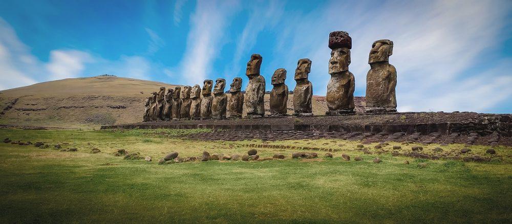 Viajar para América do Sul - Chile Ilha de Páscoa