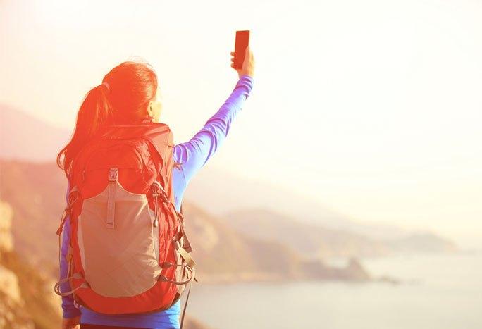 mulheres que desejam viajar sozinhas