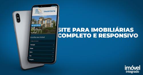 Modelos de Site para Imobiliárias e Corretores
