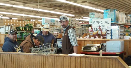 Meet Greeley Murdoch's store manager Chris Nabors. He enjoys spending time with family in the outdoors, fishing, hunting and working around livestock. They are excited to be back in Colorado and a part of this community.