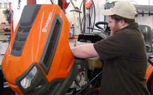 Using our mower fuel recommendation will keep your engine from needing service.
