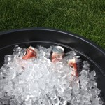 Stock Tank Uses - Beverage Cooler