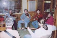 Mark Wingate, Bob Forrester, John Hedgecoth, Murphy Henry