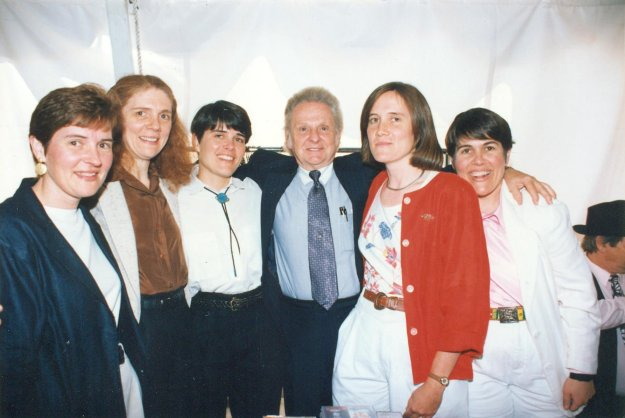 five sisters and Ralph