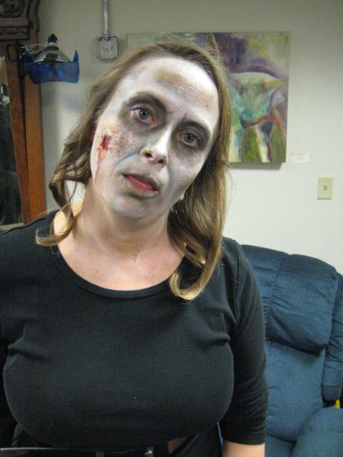 Zombie Brandi Hart
