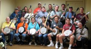 Intermediate Banjo Campers