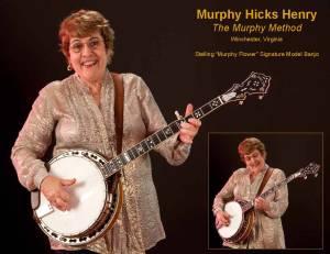 Murphy Henry calendar page