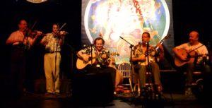 Bobby Hicks, Adam Masters, Steve Kaufman, Keith Yoder, Mark Cosgrove (hidden: Bob Rostollan on bass)