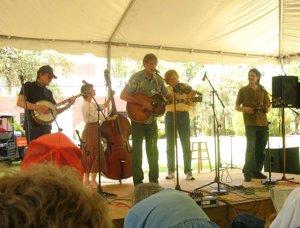 John, Dale, Red, Chris at Gamblefest