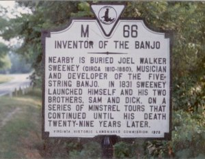 Sweeny Historical marker