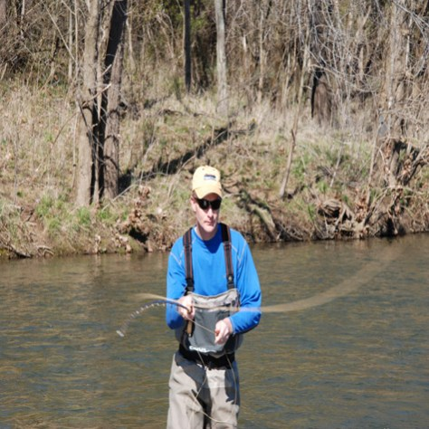 Fly Fishing Tips: Mending Fly Line