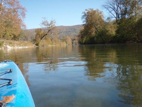 North Fork Shenandoah River near Edinburg, VA