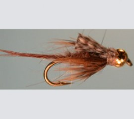Mr. Rapidan Bead Head Nymph for Trout Fly Fishing