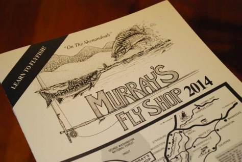 Murray's Fly Shop 2014 Catalog - Learn to FlyFish in 2014!
