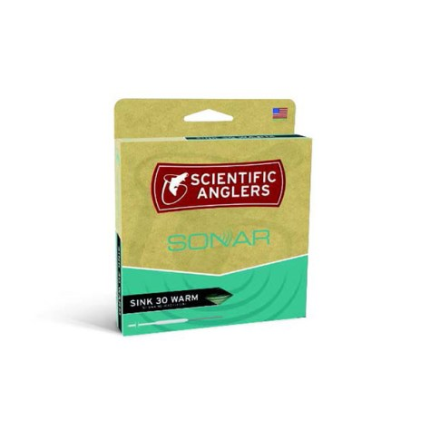 Scientific Angler Sonar Sink 30 Warm Fly Line
