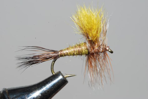 Mr. Rapidan Dry Fly Murray's Fly Shop Virginia - Blending dubbing