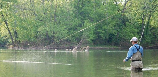 Musky Fly Fishing