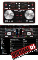 Vestax Typhoon jetzt mit Virtual DJ LE