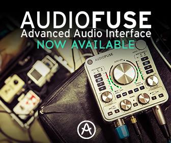 Endlich da: Arturias AudioFuse