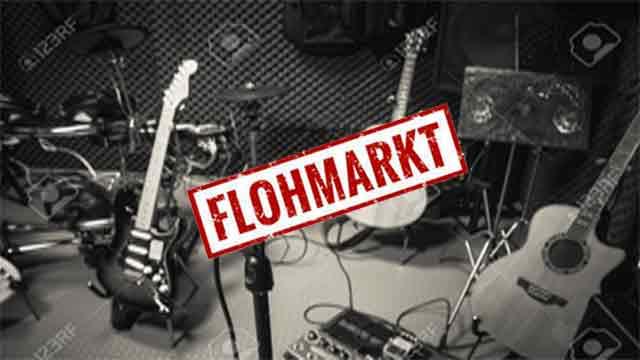 Musiker, DJ, Beschallung & Licht Flohmarkt Leipzig
