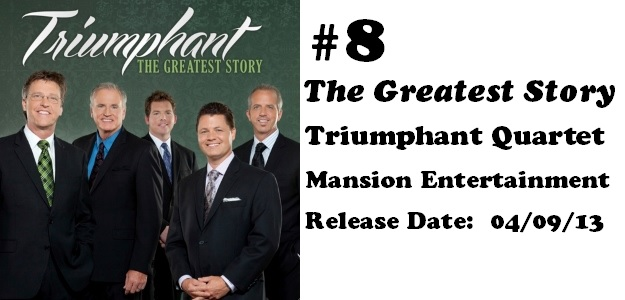 Triumphant Quartet | Southern Gospel Views From The Back Row