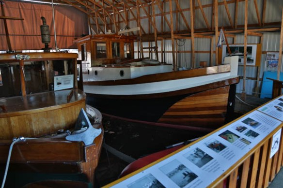 mv Archimedes Ladysmitih Maritime Society Heritage Boats