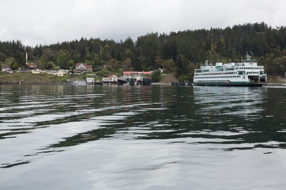 mv Archimedes East Sound Ferry