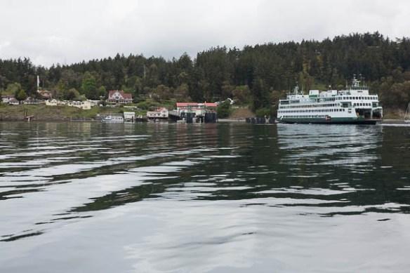 mv Archimedes East Sound Ferry