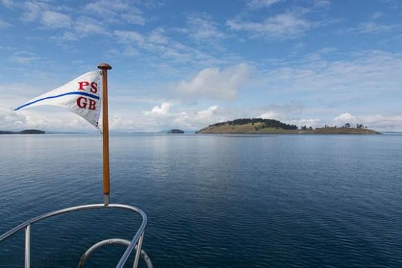 mv Archimedes Speiden Island