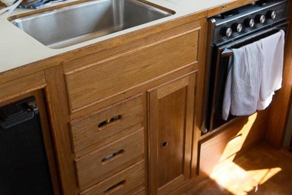 mv Archimedes clean wood