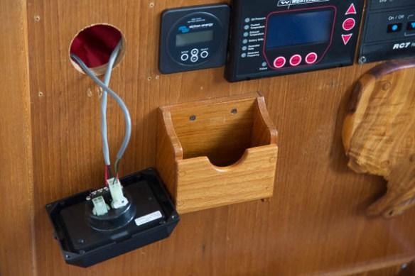 mv Archimedes propane monitor install 3