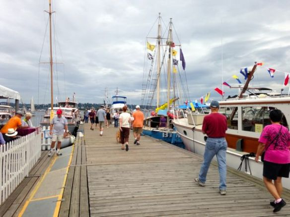 mv Archimedes CWB 38 Wooden Boat Festival 3