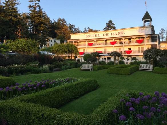 mv Archimedes Hotel De Haro